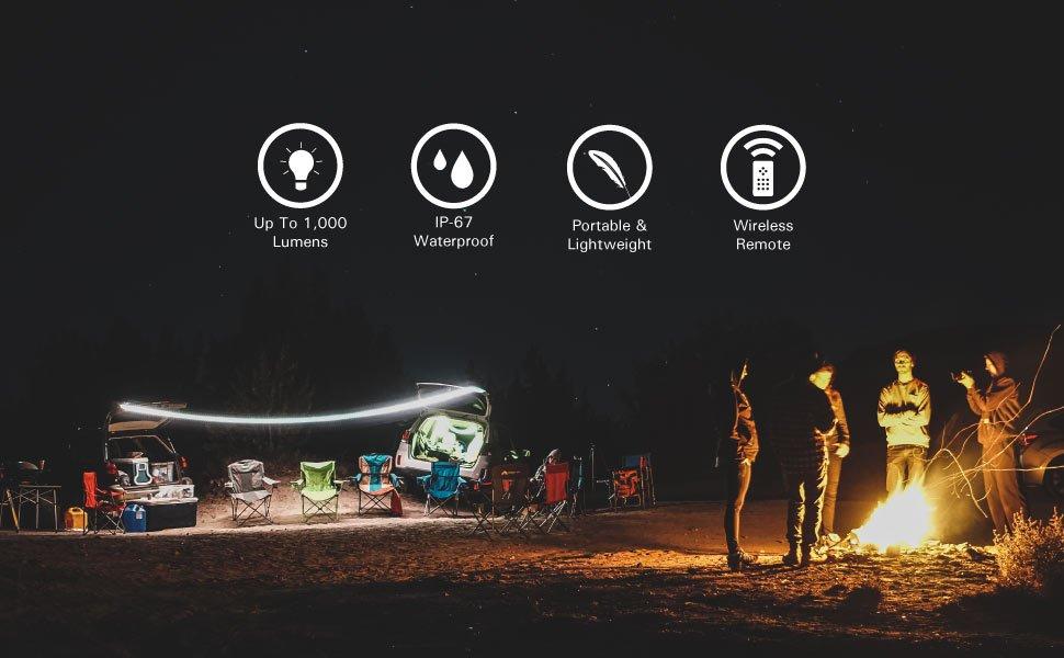 Luminoodle Basecamp 12v