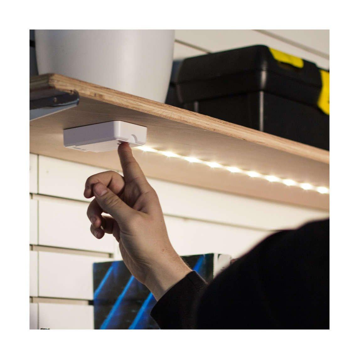Luminoodle Stick and Click Lighting