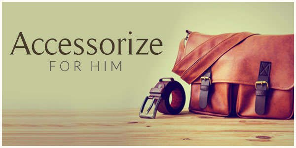 Accessories for Him