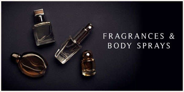 Fragrances & Body Sprays