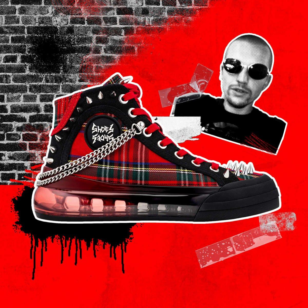Shoes 53045 Sneak'Air Punk HT Campaign