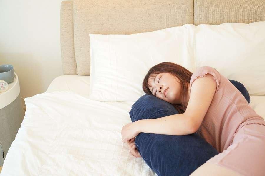 抱き枕の使用感
