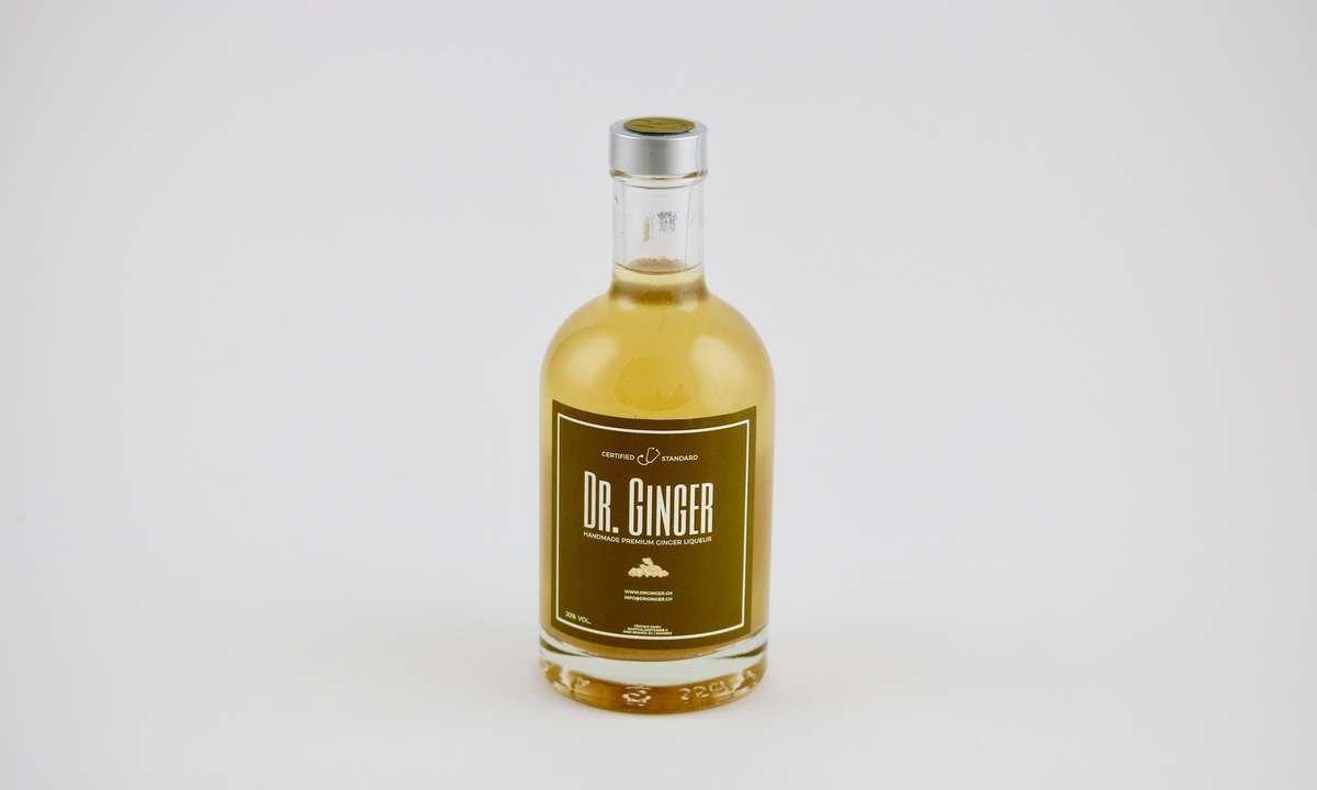 Dr. Ginger Ingwer Likör