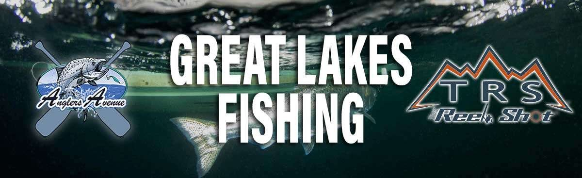 Great Lakes Salmon and Trout Fishing Gear