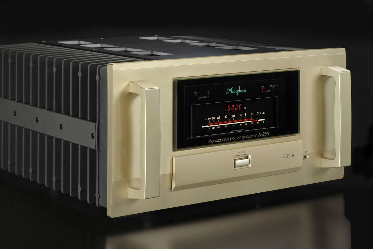 Accuphase - Atlas Sound & Vision