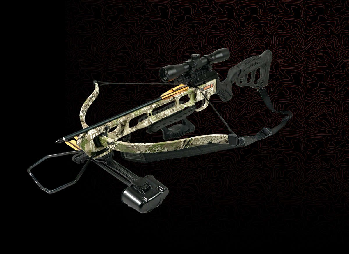 Viking FX1 Recurve Crossbow [ Rifle and  45]