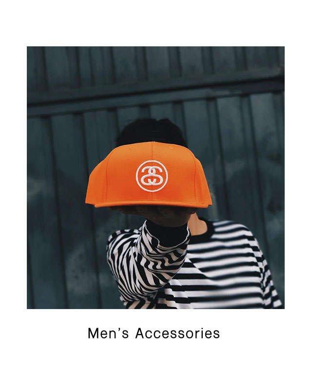 accessori uomo