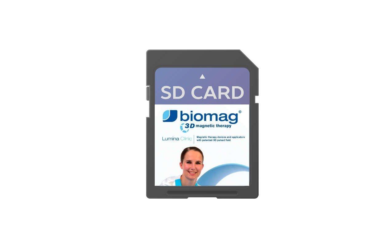 Biomag 3D-e Clinic Mode