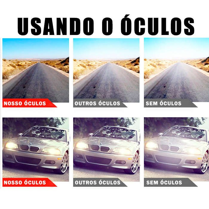 Óculos Polarizado Premium Queshark – SCORE UP 9f156f6880