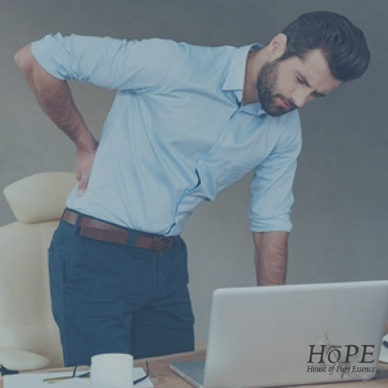 HoPE Essential Oils for Body Pain