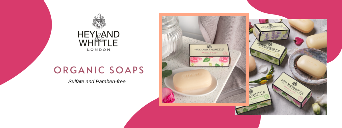 Heyland and Whittle Natural Soap