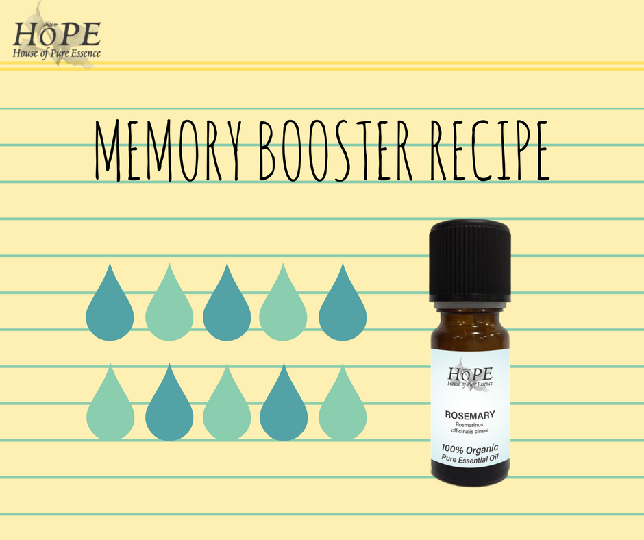 HoPE Memory Boosting Essential Oil