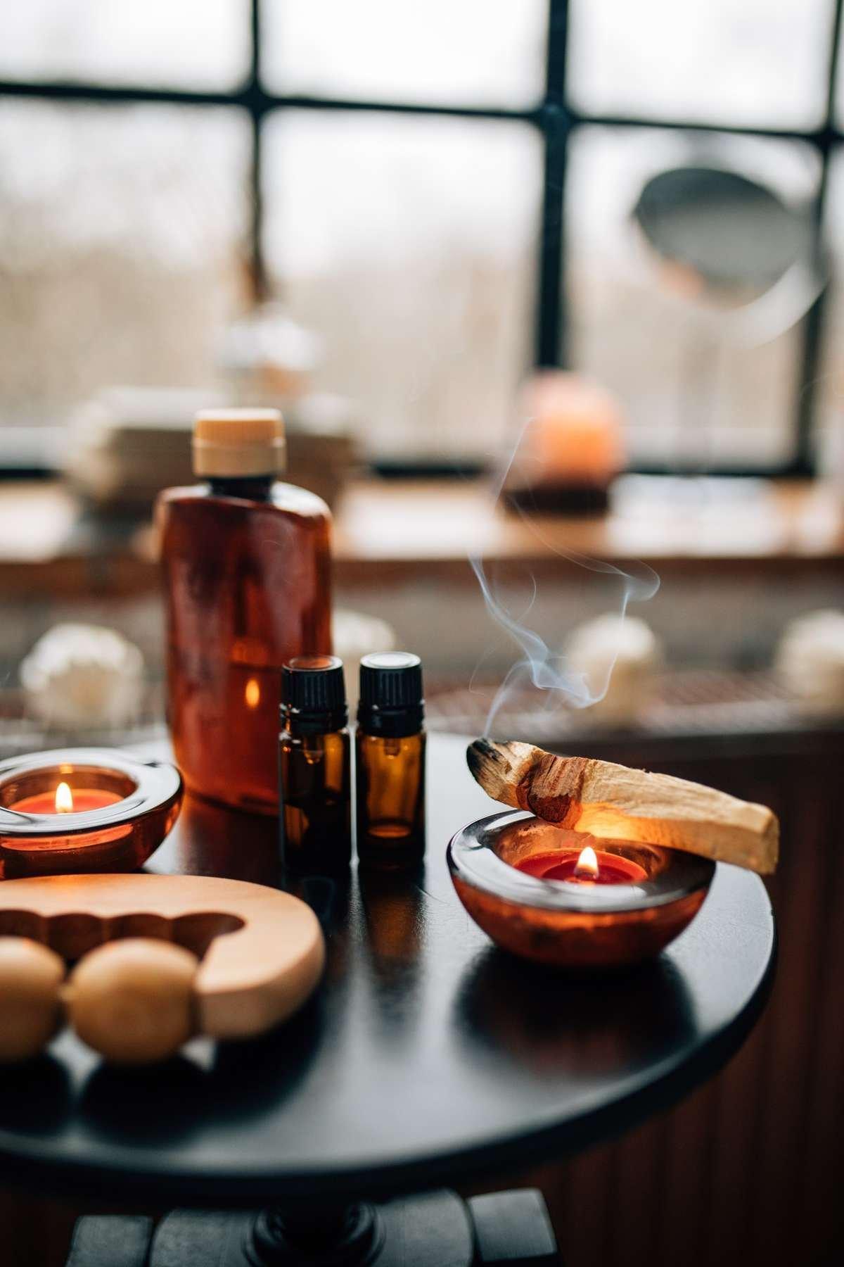 HoPE - Homemade Massage Oil