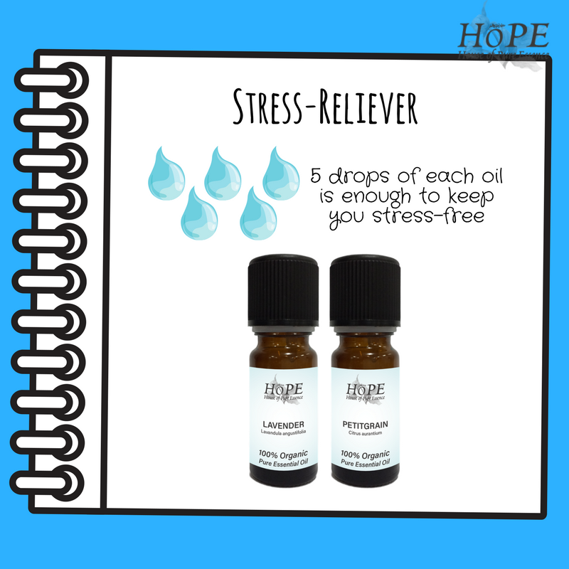 HoPE Stress Relieving Essential Oil Blend