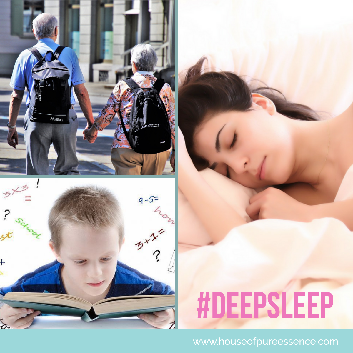 Get Deep Sleep to live longer and also improves Memory