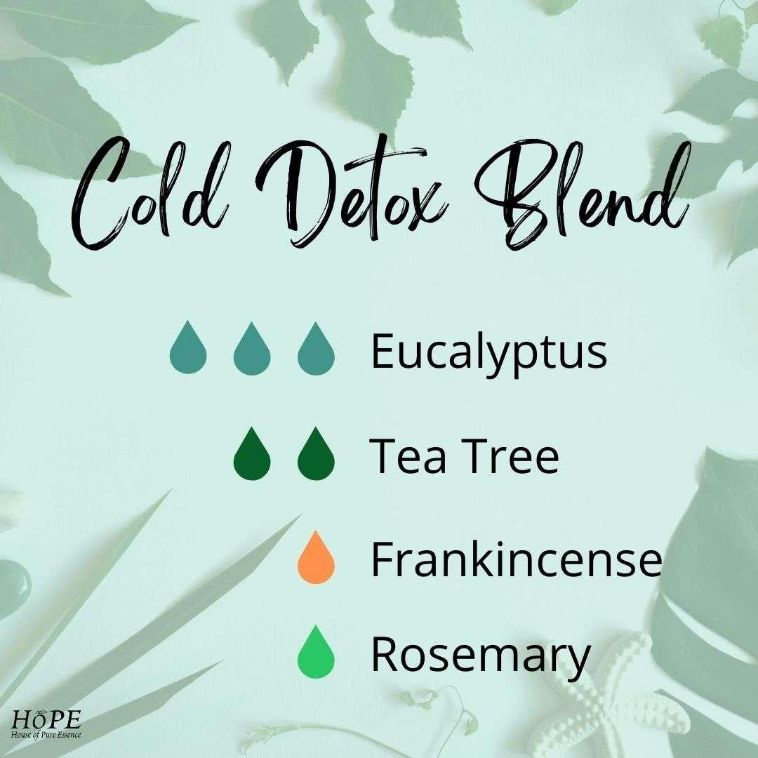 HoPE - Cold Detox Blend