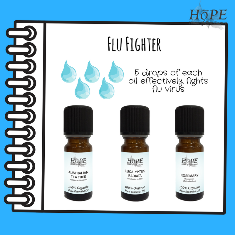 HoPE Flu Fighting Essential Oil  Blend