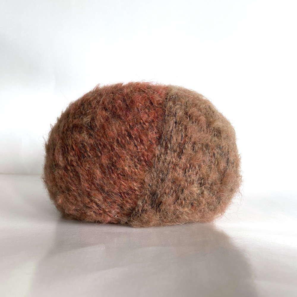 Katia ソムニウム 305 ブラウン・オレンジ
