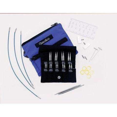 【スモール】輪針セット ソックス編み用 3.50mm-5.00mm