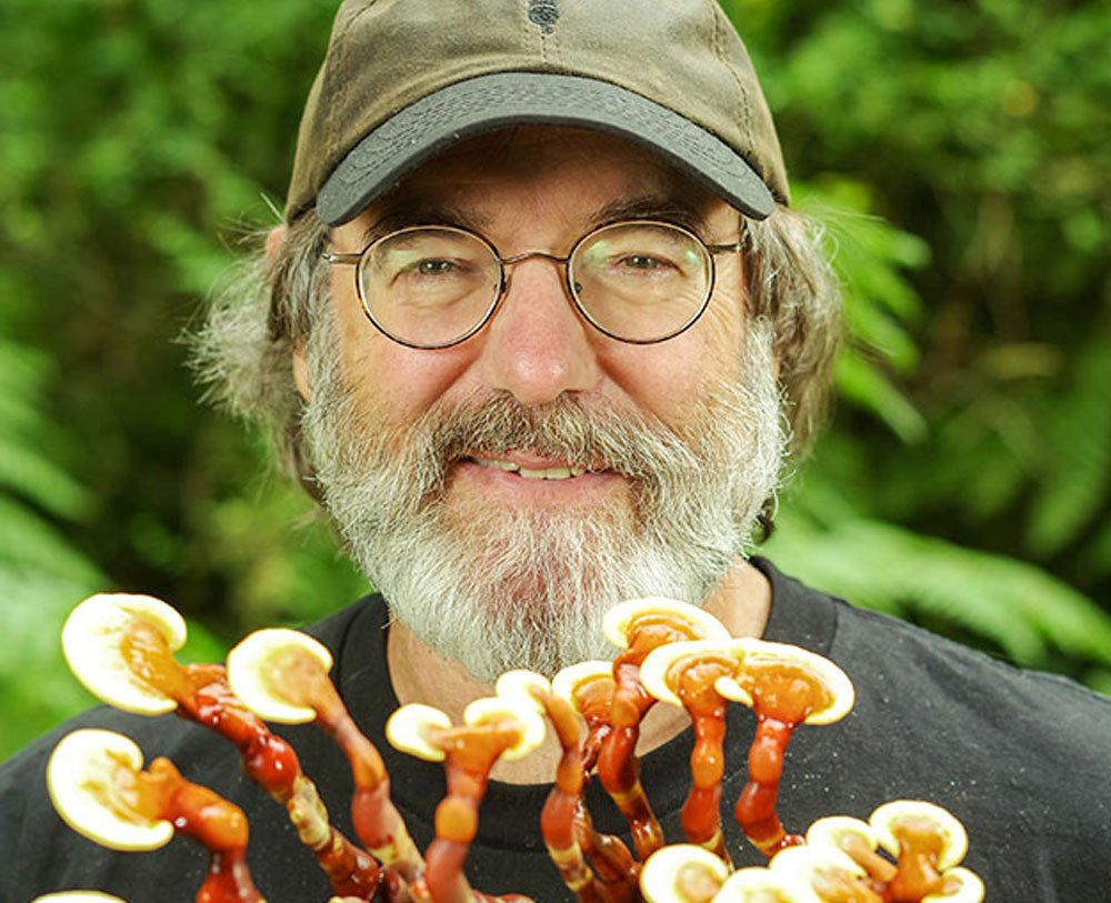 Paul Stamets and C. Dusty Yao