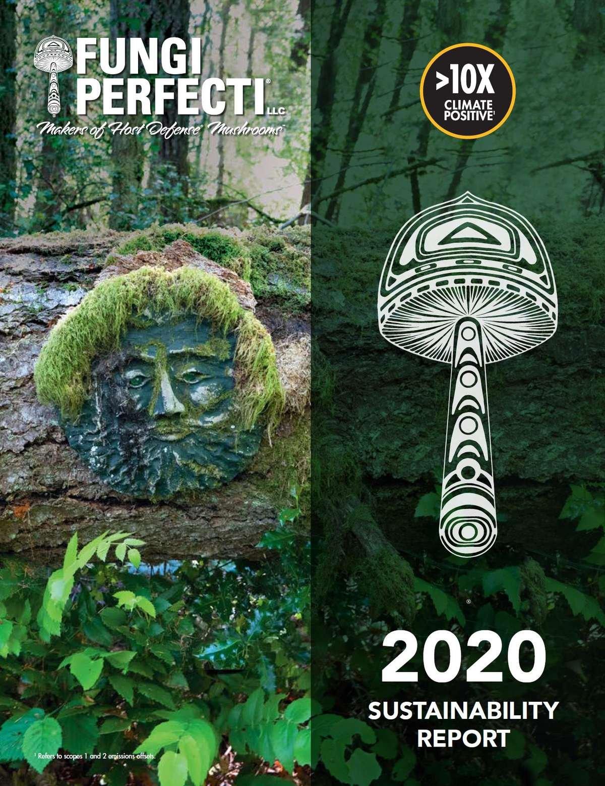 Download the Fungi Perfecti 2019 Sustainability Report