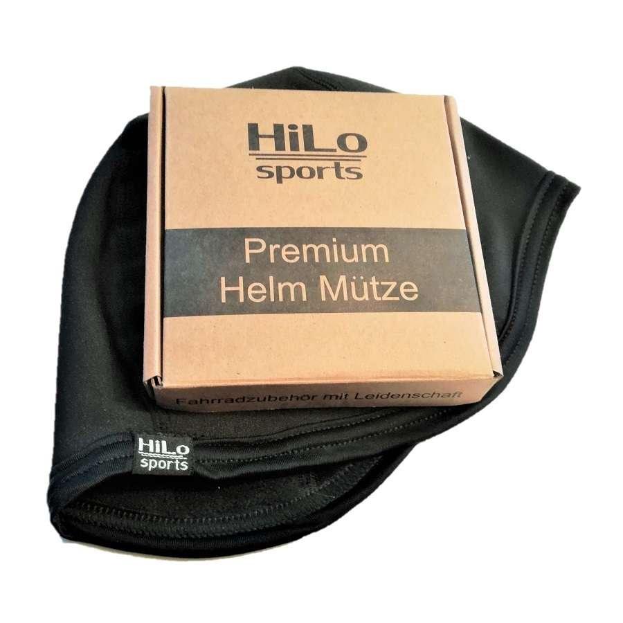HiLo sports Fahrradmütze Helm ist auch besser für die umwelt als andere. Wir liefern ohne zusätzliche Plastik Verpackung. nur was benötigt wird ist dabei.
