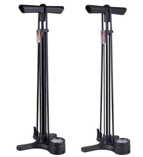 Fahrrad Standpumpen und Fahrrad Minipumpen mit passendem zubehör bei HiLo sports kaufen.