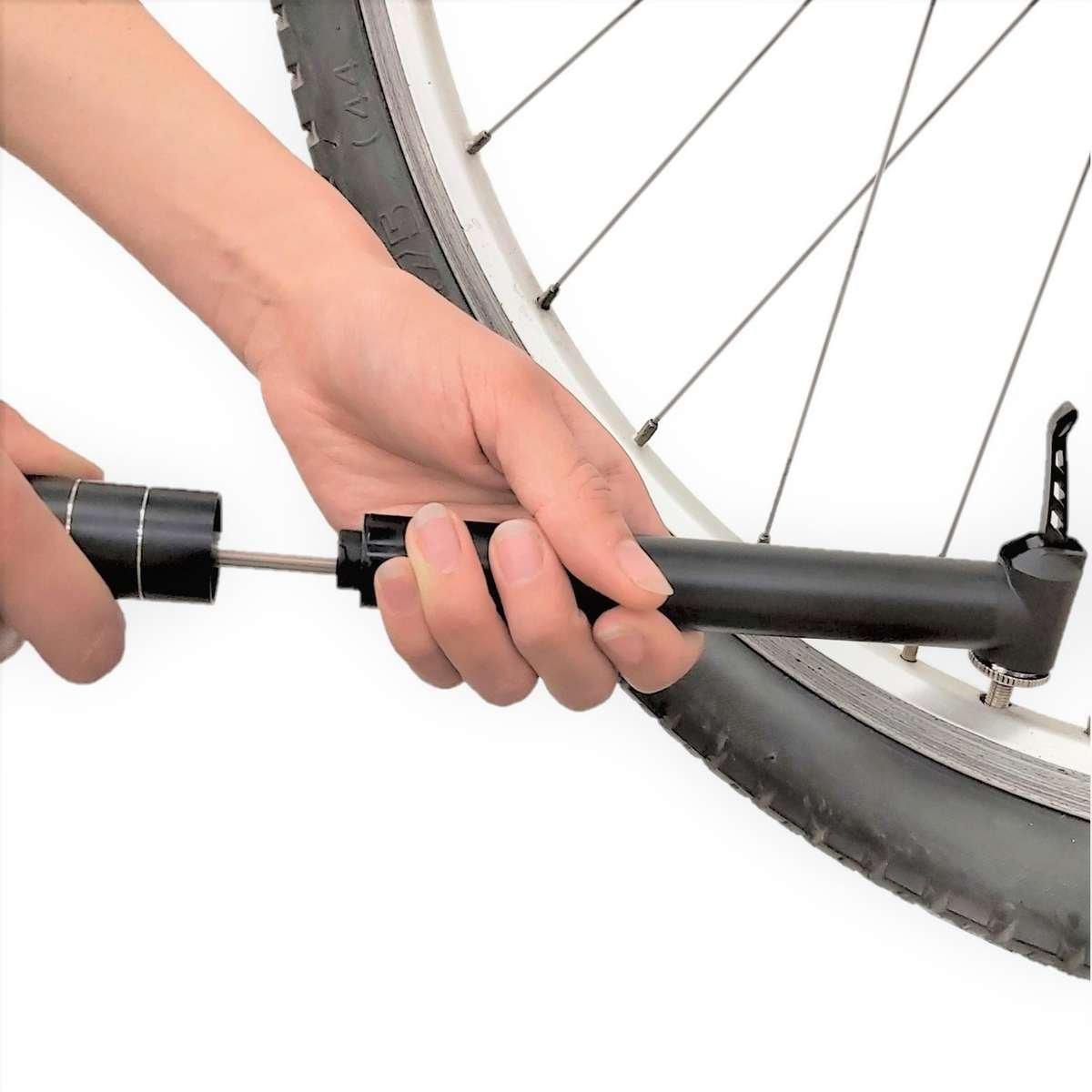 Fahrrad Minipumpe bei HiLo psorts im online Shop kaufen