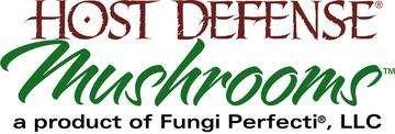 Host Defense Mushrooms, a product of Fungi Perfecti LLC - Logo