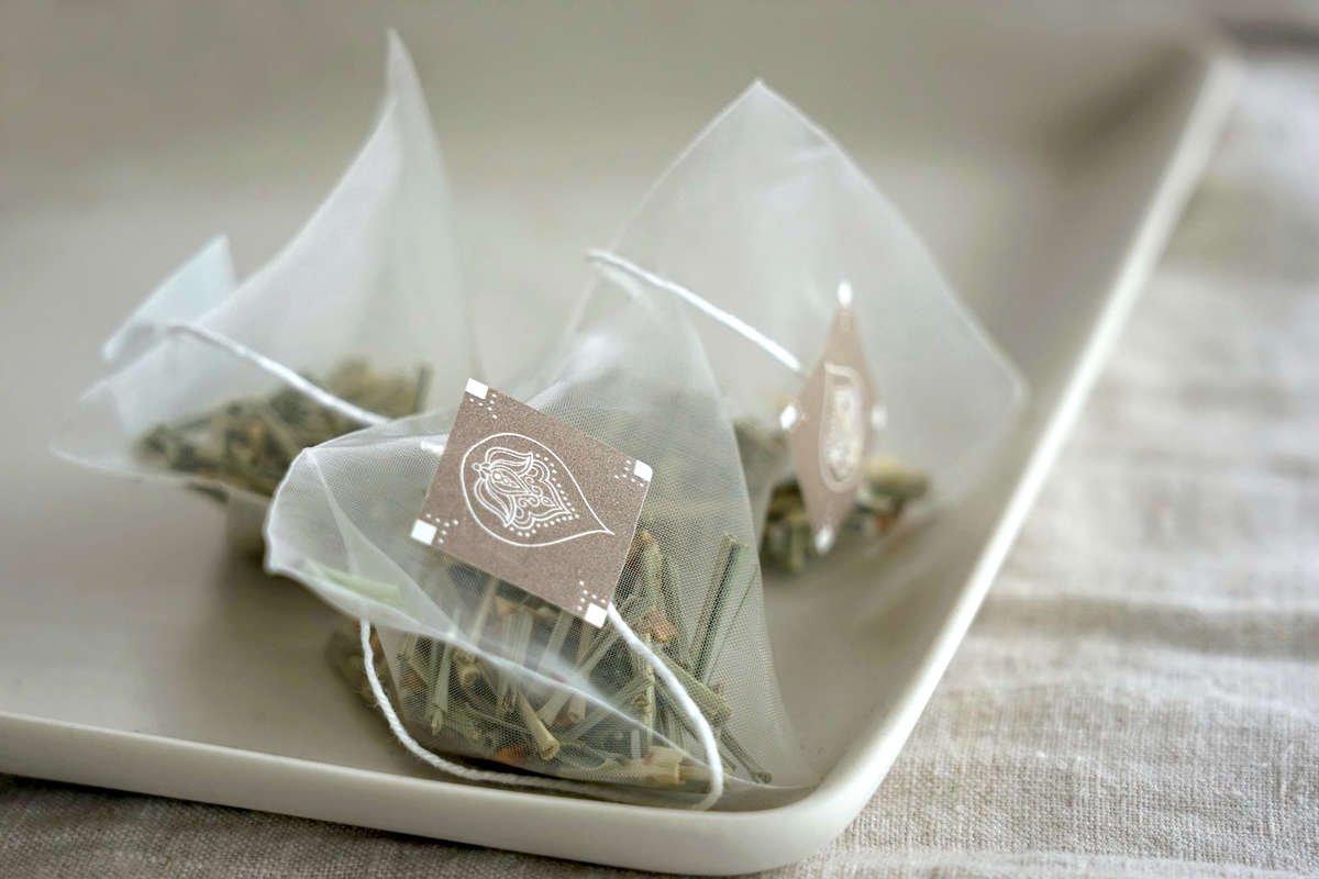 Calmer Sutra Biodegradable Tea Bags