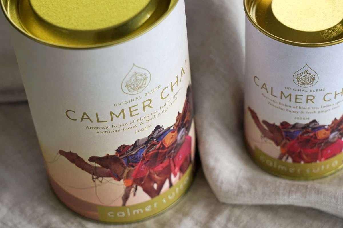 Calmer Chai Canister