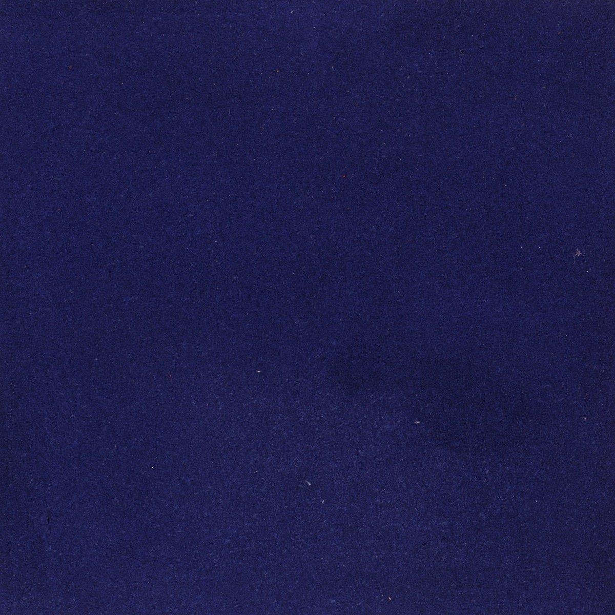 J.FitzPatrick Footwear Vivid Blue Suede