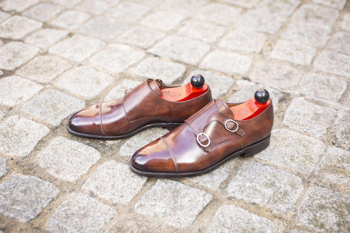 J.FitzPatrick Footwear Monkstraps