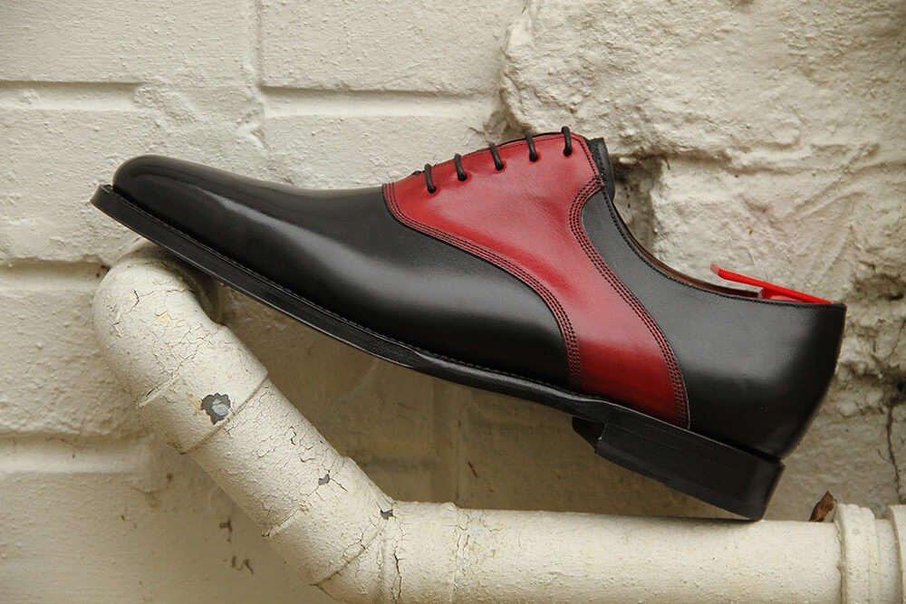 J.FitzPatrick Footwear Stefano Oxford