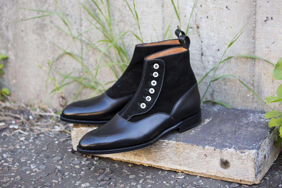 J.FitzPatrick Footwear Derbys