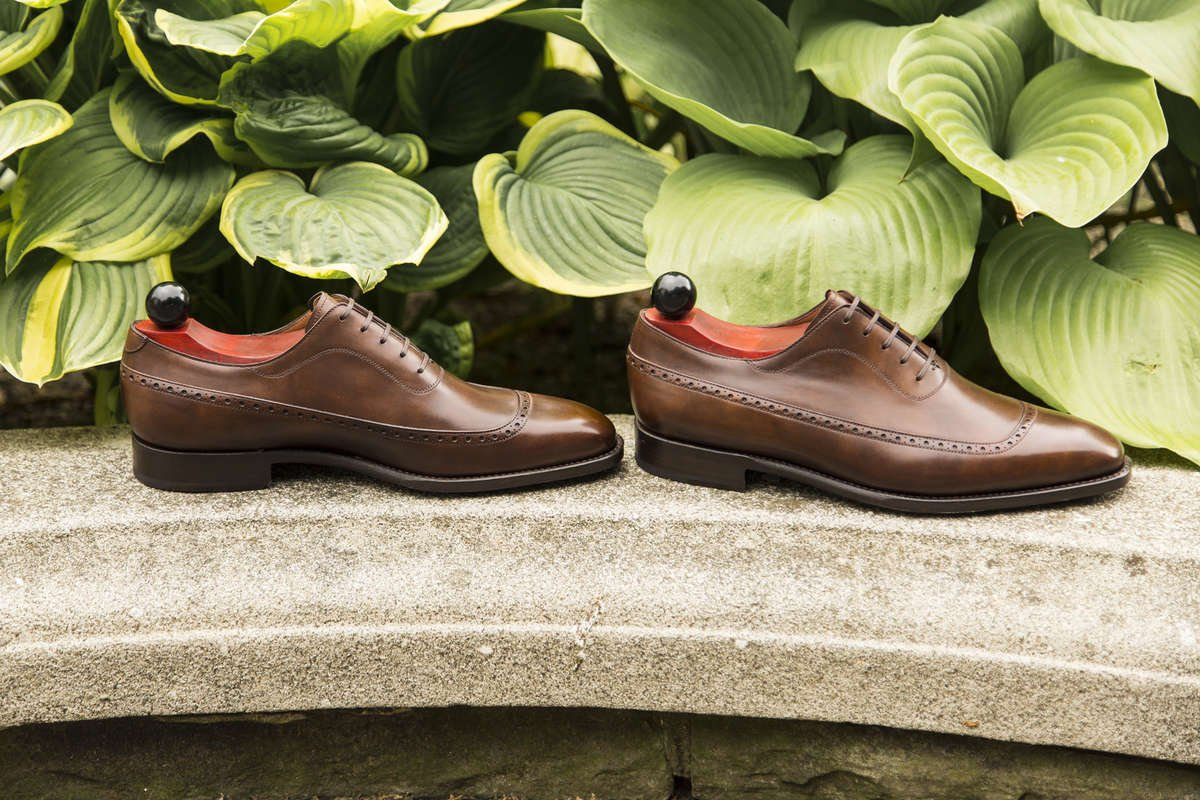 J.FitzPatrick Footwear Oxfords