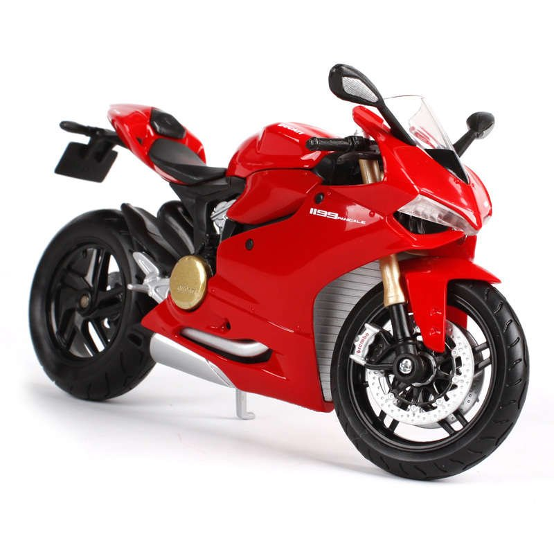 Maisto Diecast Motorcycles