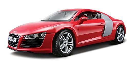 Maisto Audi Diecast Scale Models