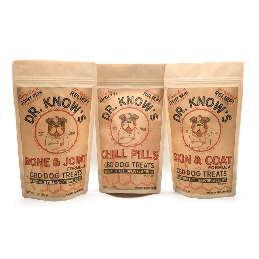 Dr. Know's BD Dog Treats