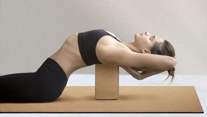 Basically Perfect Cork Yoga Blocks Non Toxic