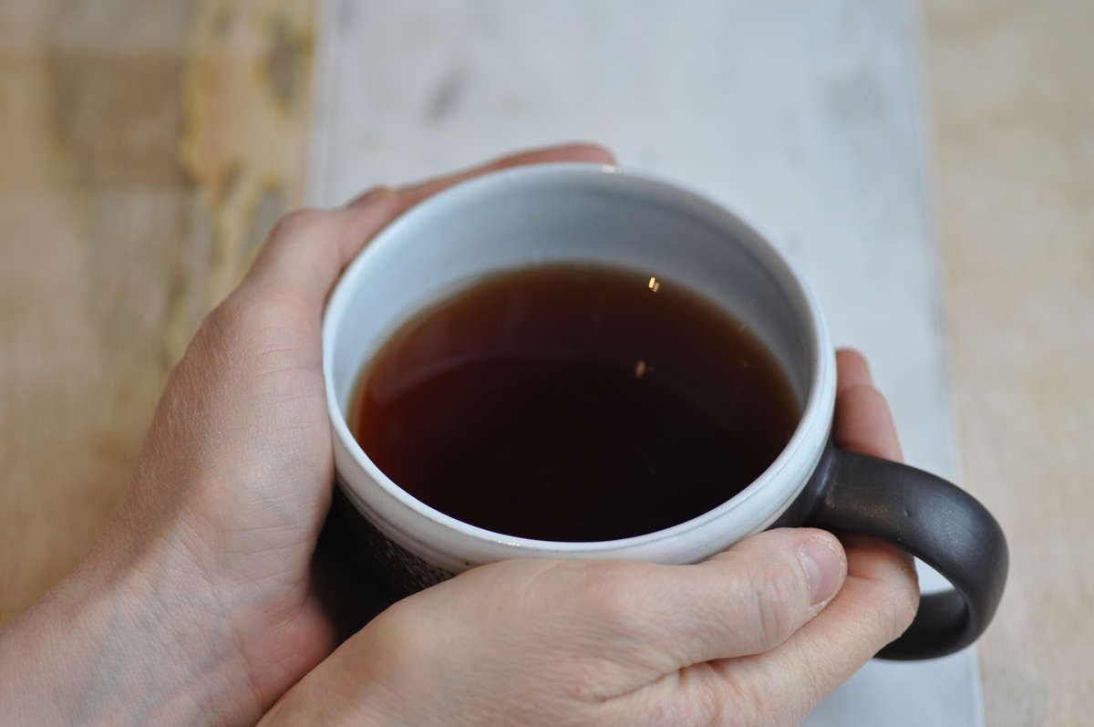 Natural Black Instant Tea