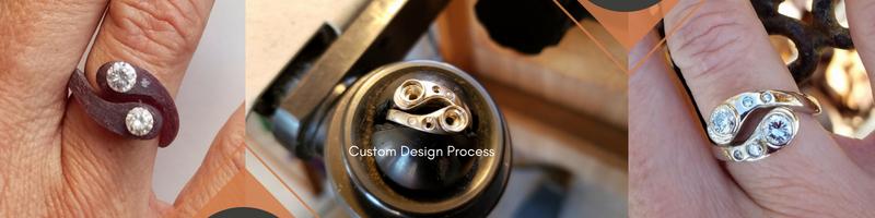 Custom Design Process | Sarah EK Muse at Studio 12 | Roanoke, VA