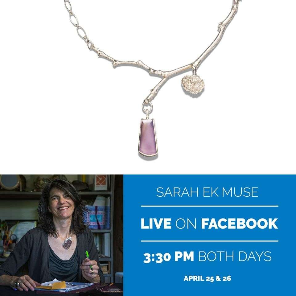 Olin Hall Biennial Exhibition-Elizabeth Cross, Juror-Sarah Ek Muse-designer-jeweler-metalsmith