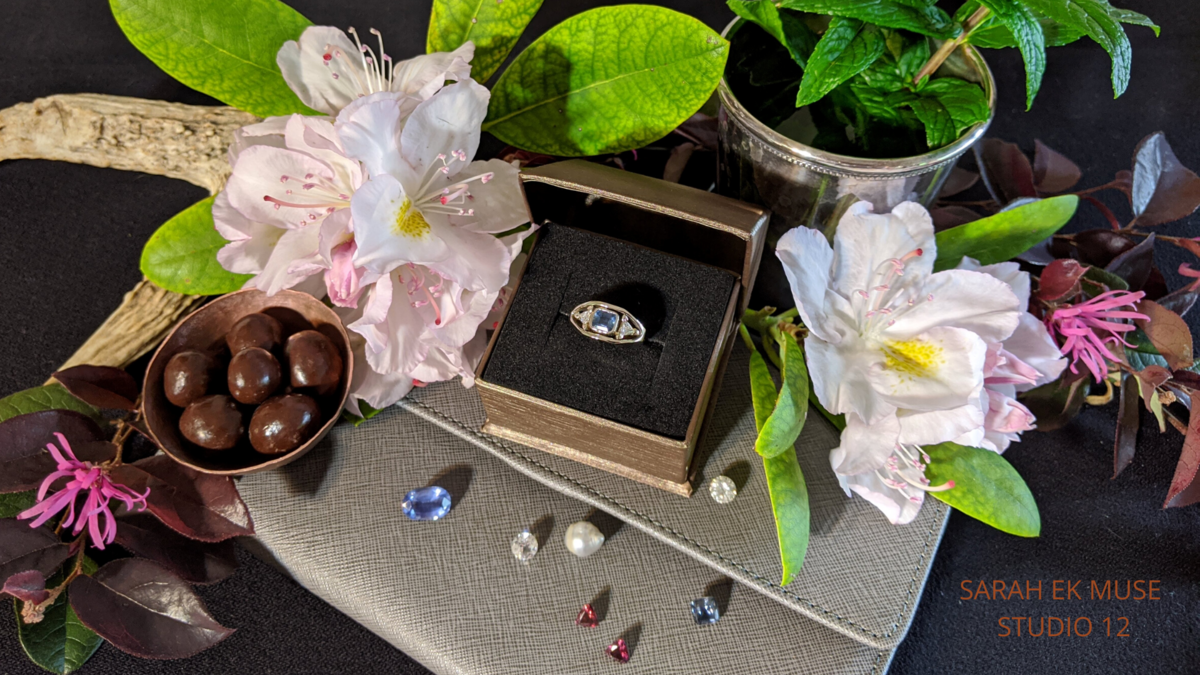 Sarah EK Muse- Designer, Jeweler, Goldsmith | Roanoke's Premiere Private Jeweler