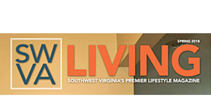 Sarah EK Muse   Featured   SWVA Living Article Spring 2018