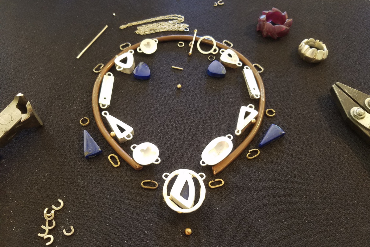 Custom Jewelry Design | Sarah EK Muse at Studio 12 | Roanoke, VA