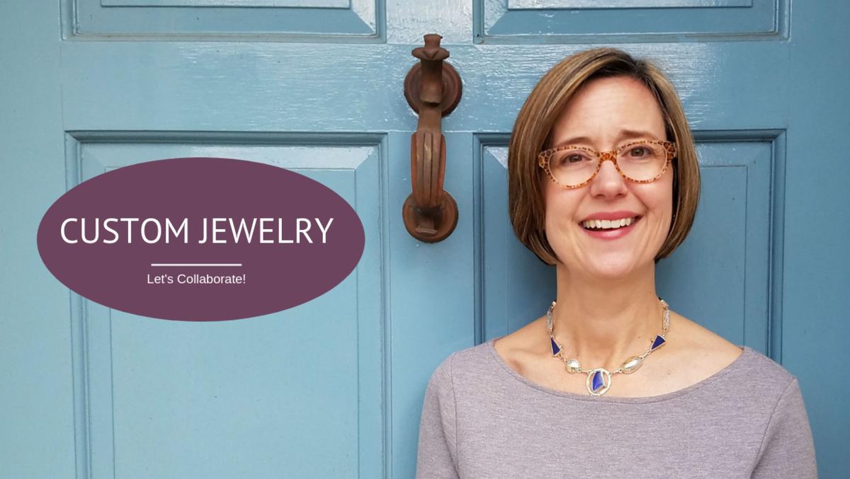 Sarah EK Muse at Studio 12, Jeweler, Designer, Metalsmith, Roanoke, Virginia, custom jewelry design