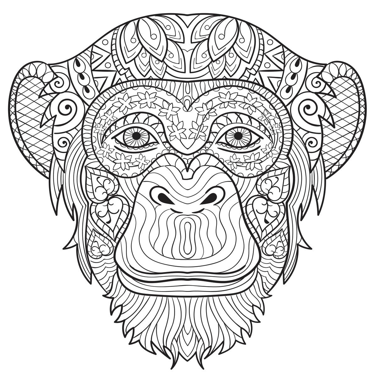 Free Adult Coloring Pages | Creatively Calm Studios