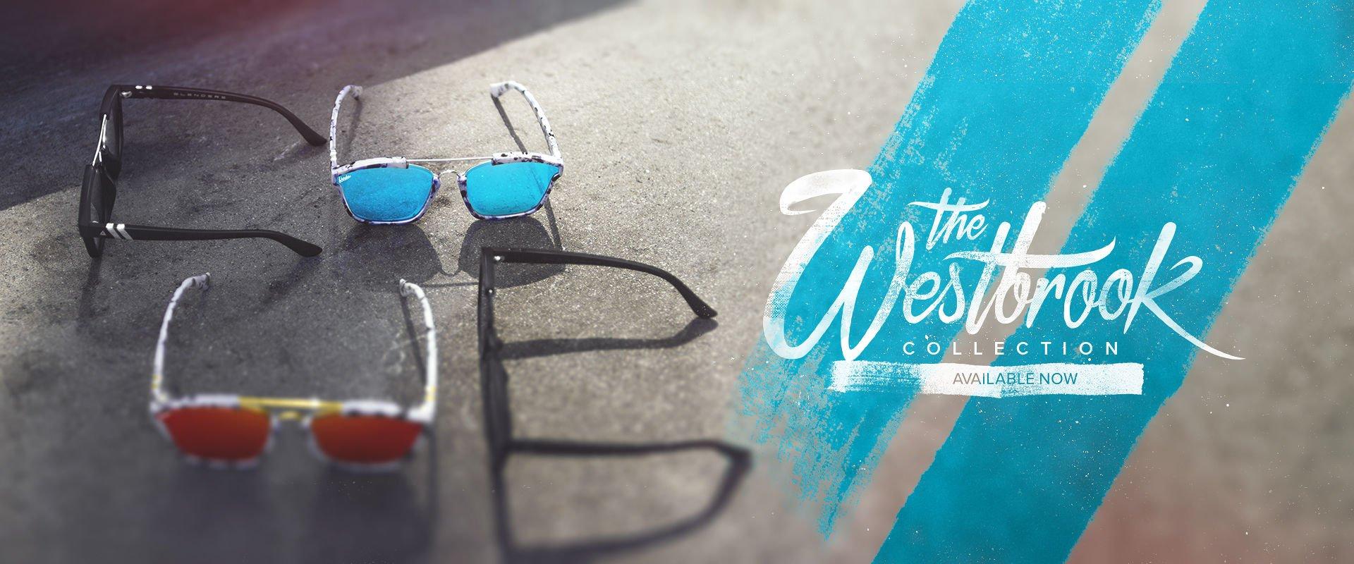 0c21e9fcfe6 WESTBROOK COLLECTION - Blenders Eyewear