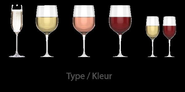 Type / Kleur van de wijn